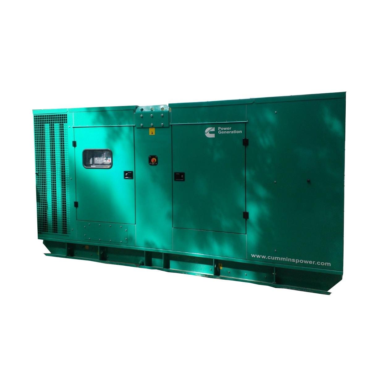 Gerador de energia 5KVA à 260KVA